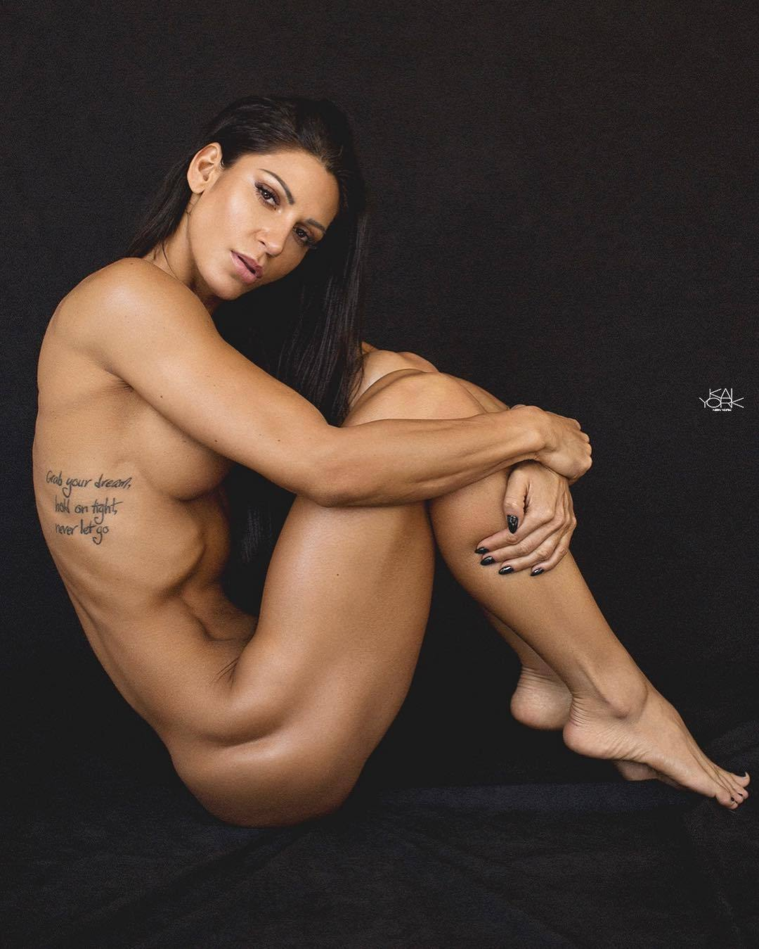 Hottest in shape babes nude