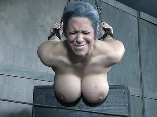 Old abused mature slave fuck xxx