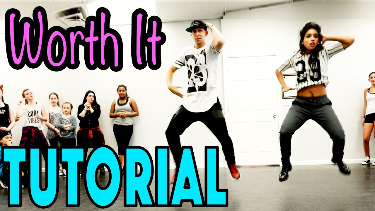Easy choreography to popular songs