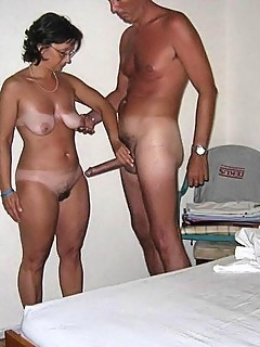 Local mature woman naked